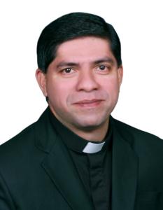 Photo of Father Liju Paul Parambeth