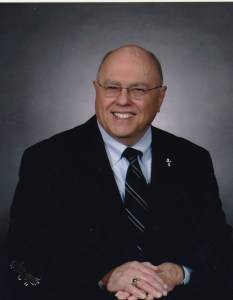 Photo of Rev. Mr. Bob Martin