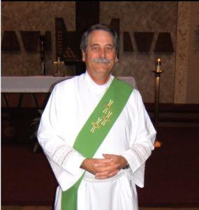 Photo of Rev. Mr. Robert Long