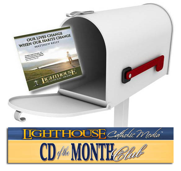 Lighthouse Catholic Media - CD of the Month Club