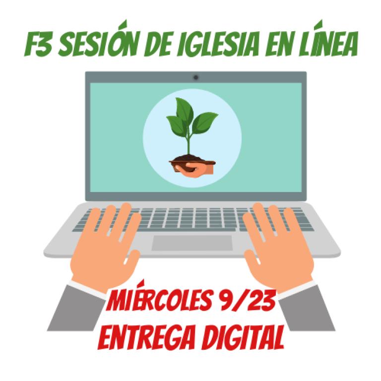 Sept 23 Sesion de la Iglesia Entrega Digital