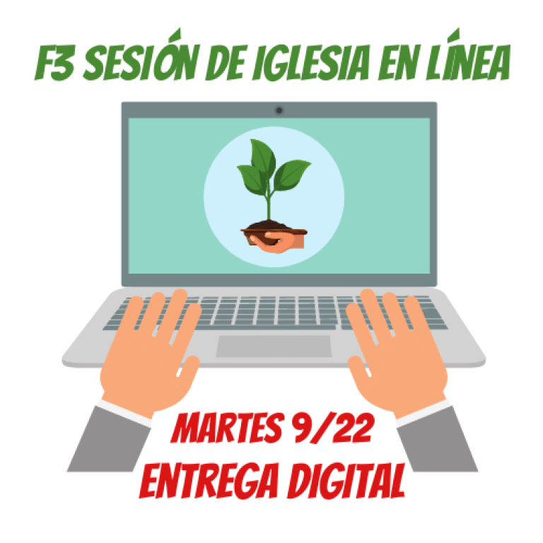 Sept 22 Church Virtual Digital Turn In in Spanish