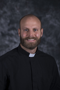 Photo of Fr. Christopher Droste