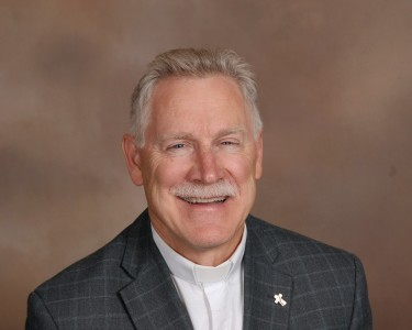 Photo of Deacon Robert Derks