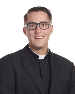 Photo of Reverend Jonathon Schmeckel