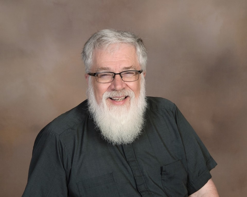 Photo of Reverend Richard J. Stoffel