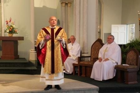 Photo of Father Juan Ramirez