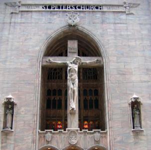 St  Peter's in the Loop