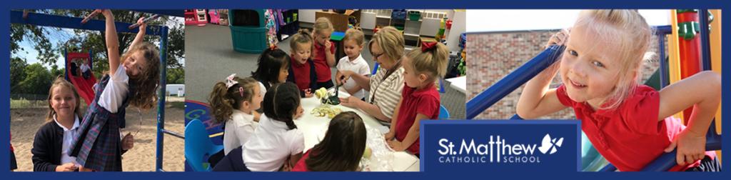 Pre Kindergarten at St. Matthews
