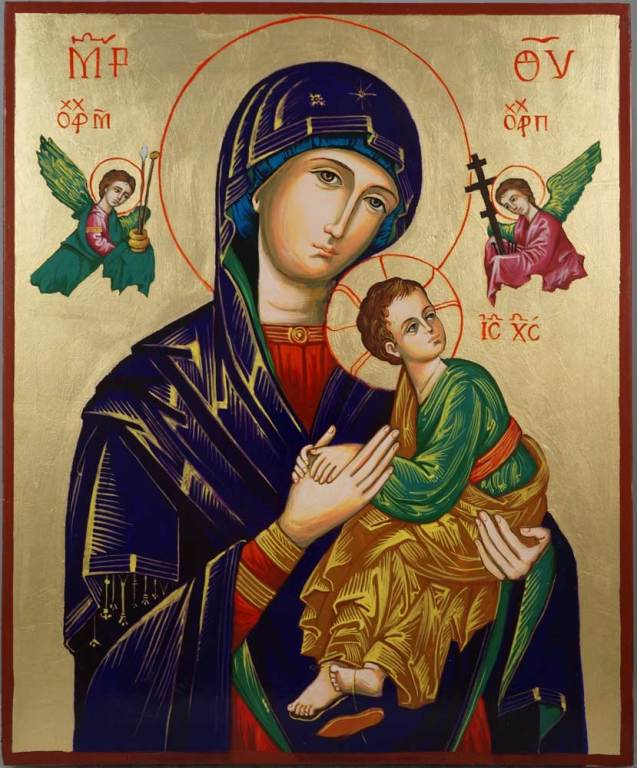 Novena to Our Lady of Perpetual Help | Saint Hedwig Catholic Church