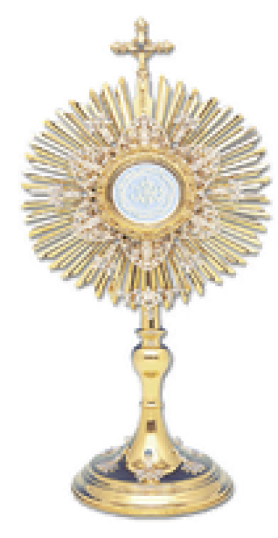 Eucharistic Adoration of the Blessed Sacrament | Saint ...