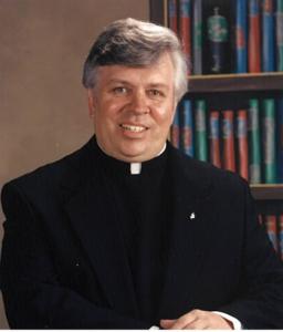 Photo of Rev. John Nowak, C.R.