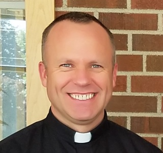 Photo of Father James Adams