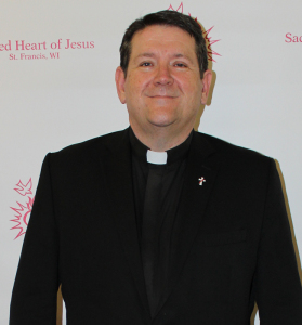 Photo of Deacon Pat LaPointe