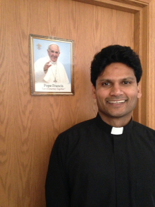 Photo of Father Arul Ponnaiyan