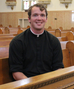 Photo of Father Philip Schumaker
