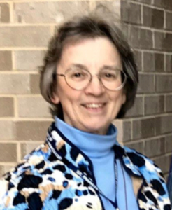 Photo of Sister Sylvia Anne Sheldon, OSF