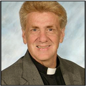 Photo of Fr. Terry Beeson