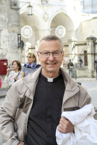 Photo of Very Rev. Msgr. Patrick S. Brennan