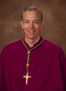 Photo of Most Rev. Alexander K. Sample