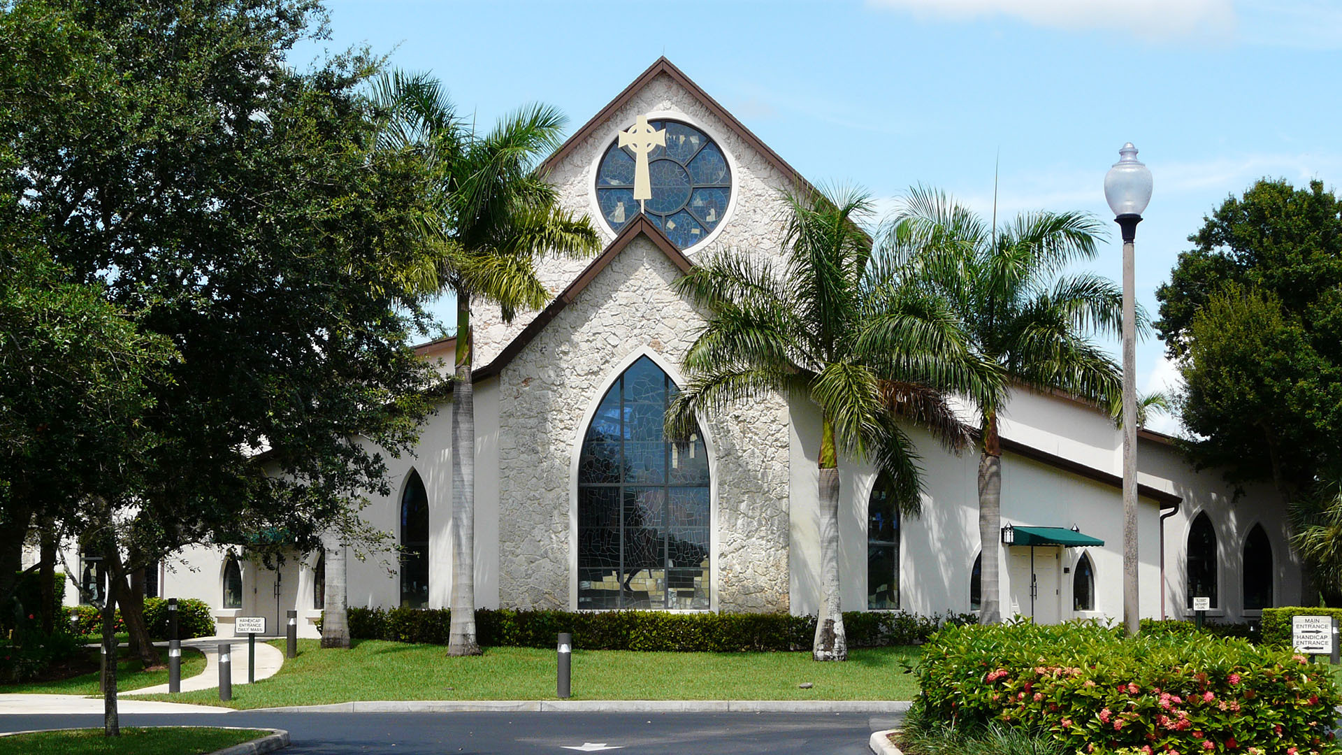 St patrick s palm beach gardens garden ftempo for St patrick s church palm beach gardens