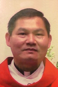 Photo of Father Hội Trần
