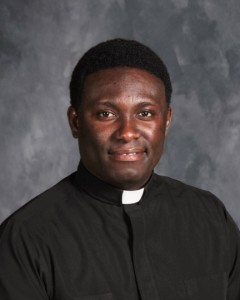 Photo of Fr. Daniel Ogbeifun