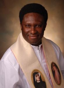 Photo of Fr. Daniel Ogbeifun