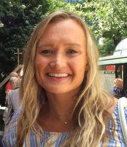Photo of Sara Lahmann, Faith Formation Assistant / Baptisms