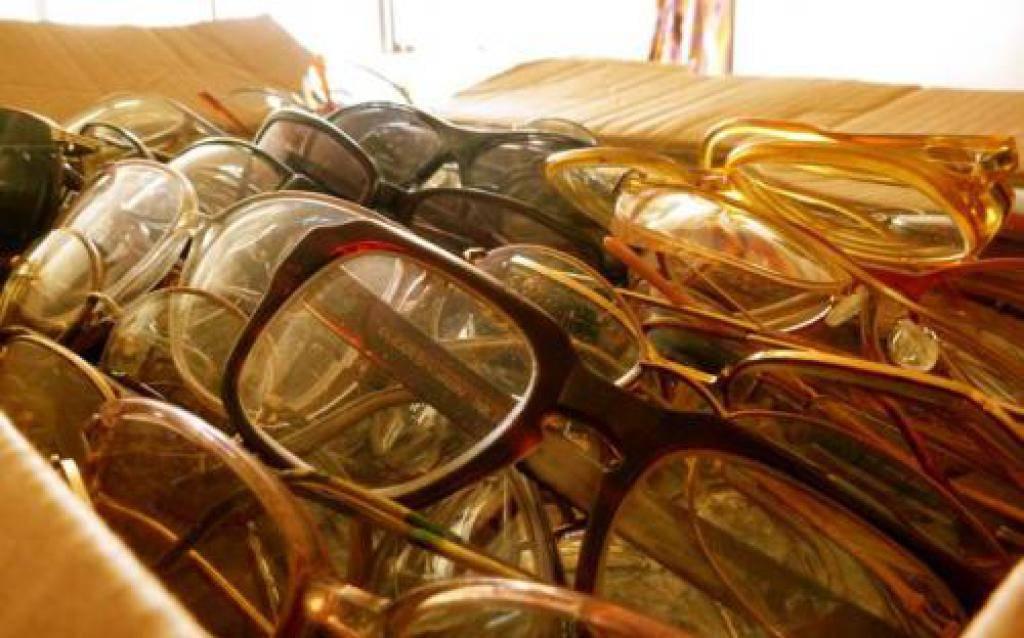 eye to eye recycle your eyeglasses jude the