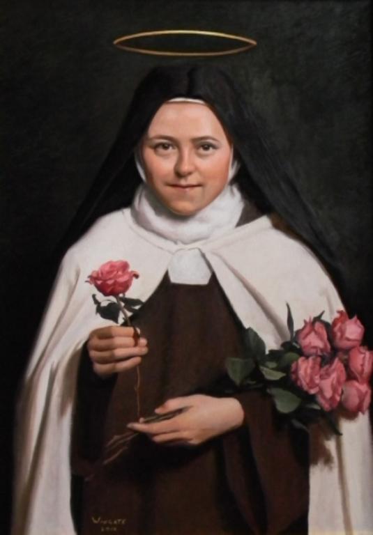 St. Theresa, the Little Flower