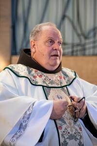 Photo of Rev Dennis J. Wheatley