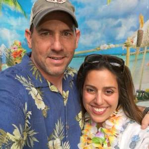 Photo of Laura & Rob Peterson