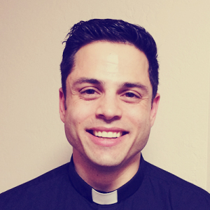Photo of Fr Frankie Cicero