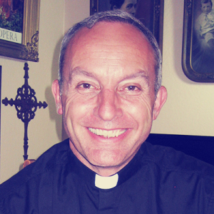 Photo of Fr Thomas Bennett