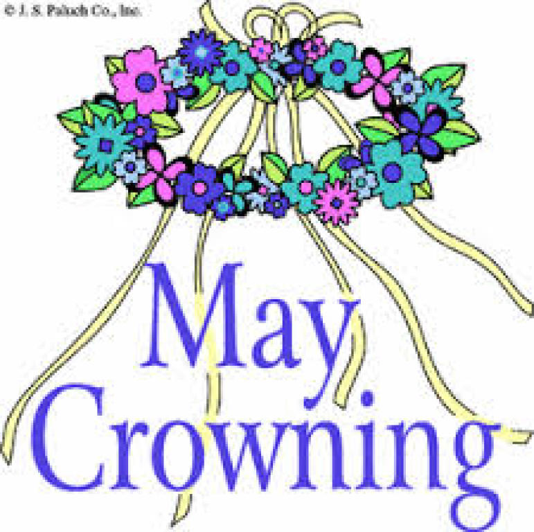 Image result for may crowning images