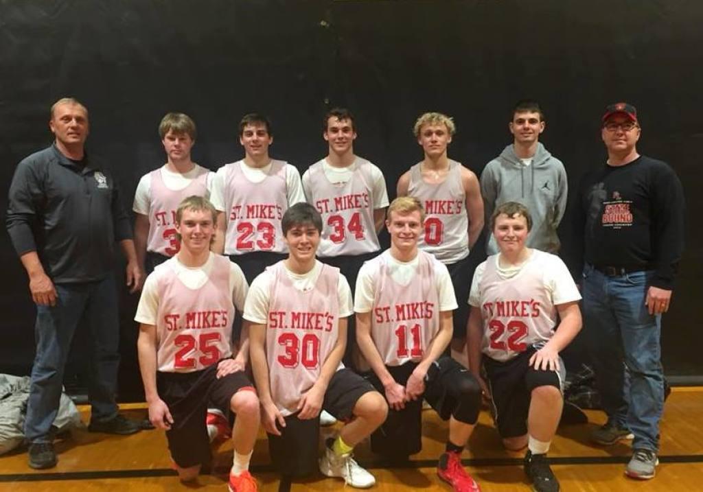 Youth: CYO Basketball   Newport - Fort Loramie Pastoral Region