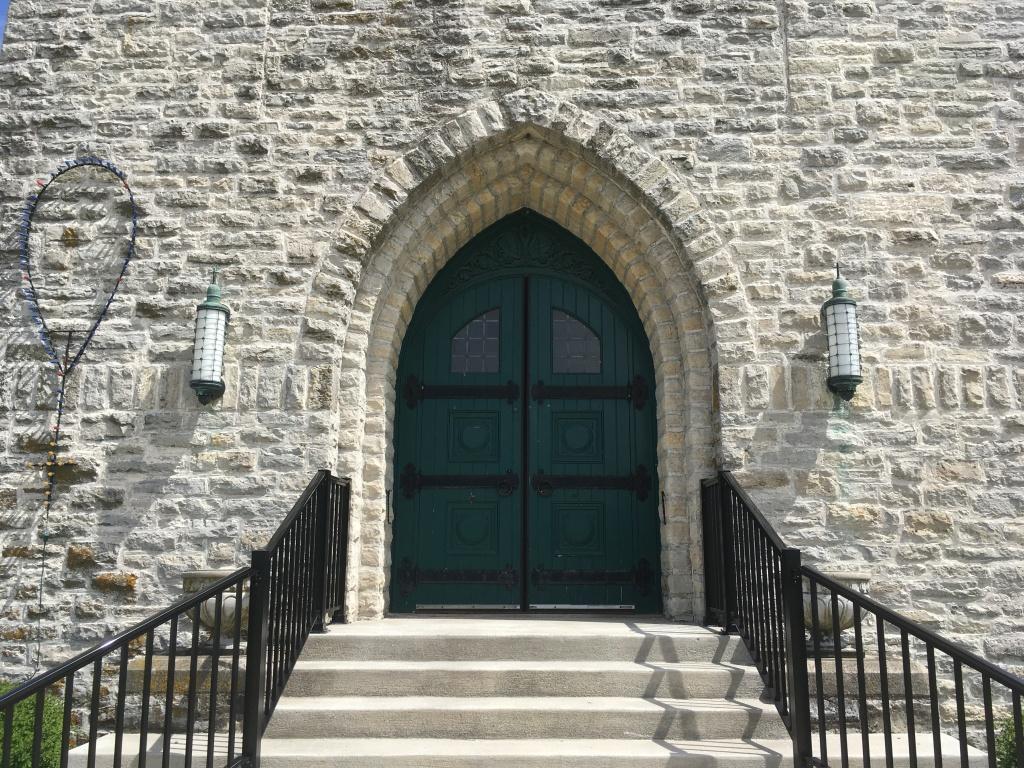 SPP Front Door