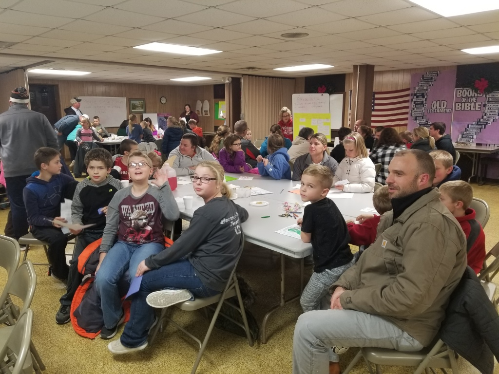 Youth: Ss  Peter & Paul Family Night | Newport - Fort Loramie