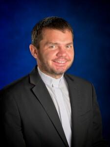 Photo of Father Sebastian Szczawinski, S.A.C.