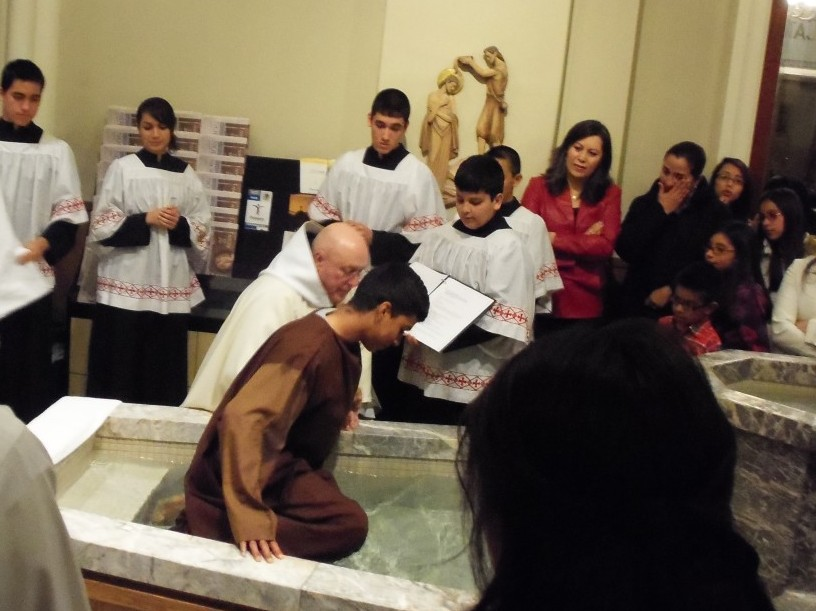 Sacramento Do Matrimonio Catolico : Adult sacraments sacramentos para adultos st john the baptist