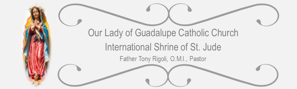 Our Lady of Guadalupe Church & International Shrine of St. Jude