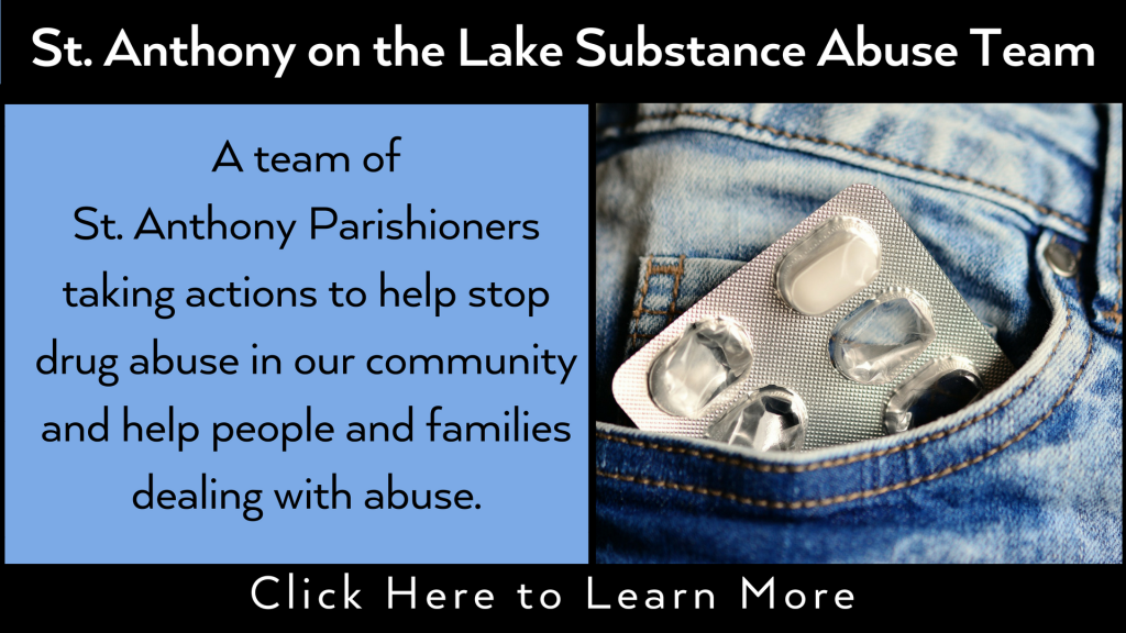St. Anthony on the Lake Substance Abuse Team