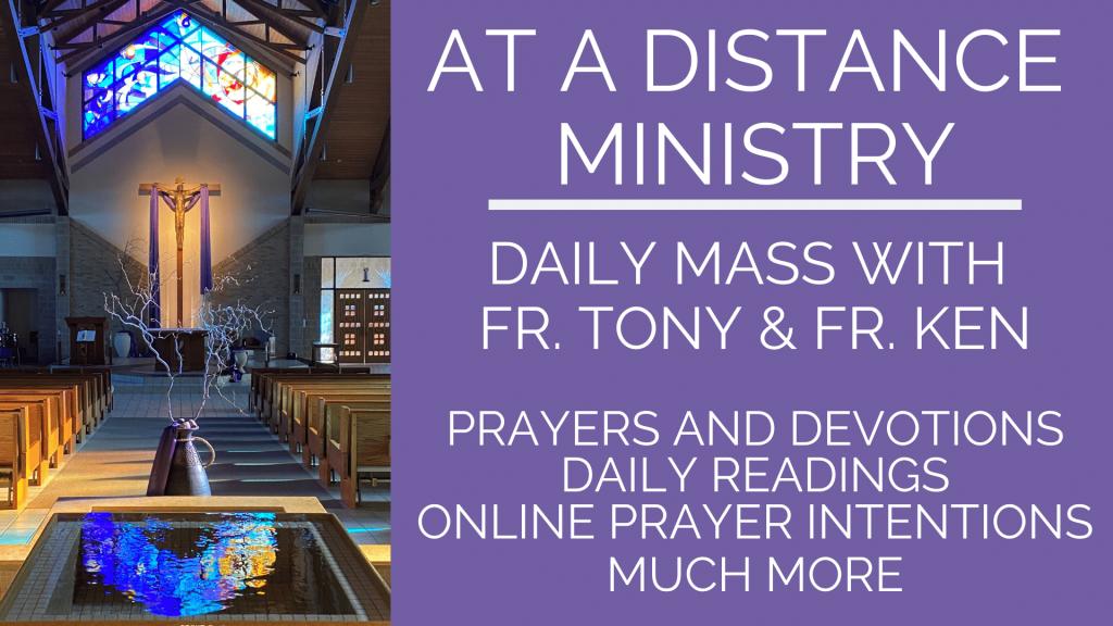 Lenten Prayer Opportunities at St. Anthony on the Lake