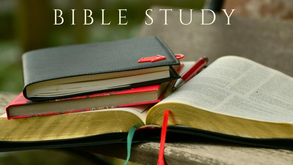 Bible Study St. Anthony on the Lake