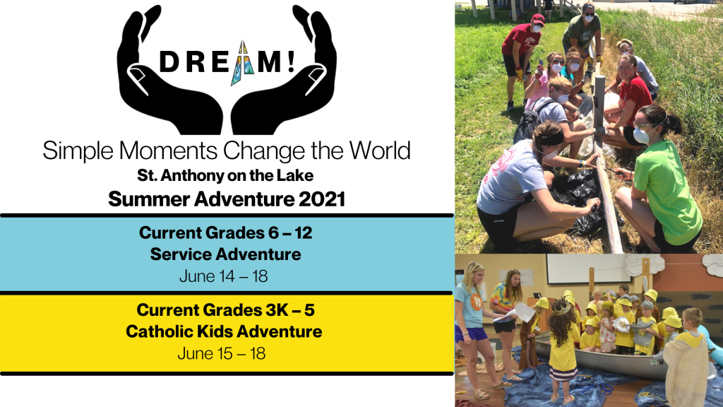 Dream! Summer Adventure Mission Experience