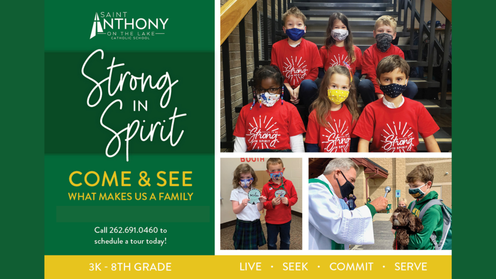 St. Anthony on the Lake Open House 2021