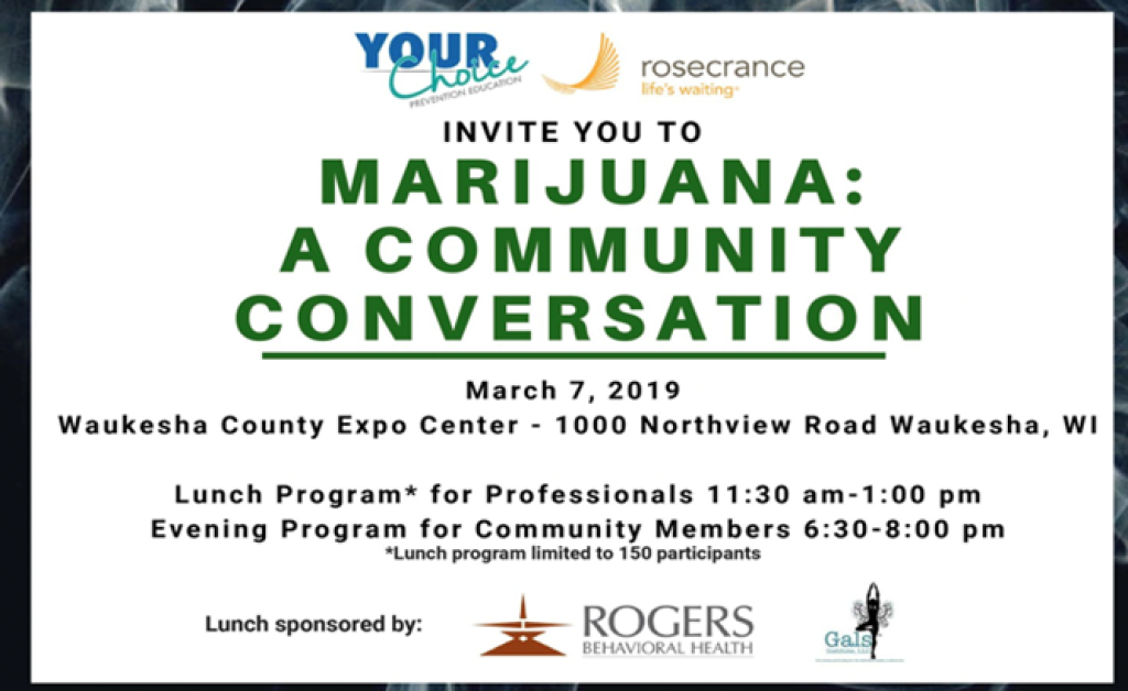 Marijuana: A Community Conversation