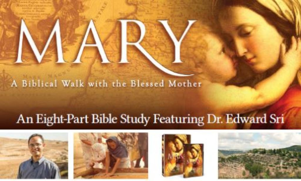 Mary A Biblical Walk with the Blessed Mother