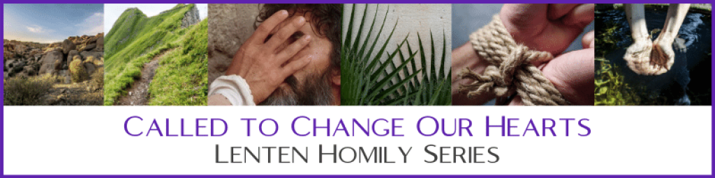 Lenten Homily Questions St. Anthony on the Lake